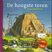 Boek/DVD - De hoogste toren