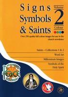 CLIPART Signs, symbols and saints. Deel 2  PC / Mac