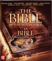 BLUE RAY - The Bible - In the beginning