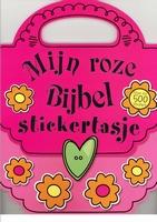 STICKERTASJE - mijn roze bijbelboek