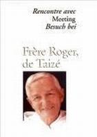 DVD - Frère Roger de Taize