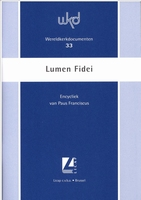 ENCYCLIEK - Lumen Fidei