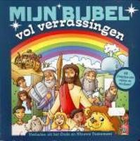 BOEK - Mijn Bijbel vol verrassingen