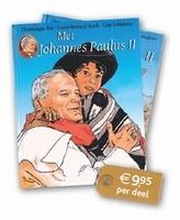 STRIP - Paus Johannes Paulus II - Onvermoeibare pelgrim