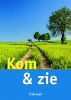 BOEK - Kom en zie - Werkboek
