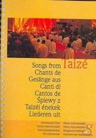 BOEK - Songs from Taize