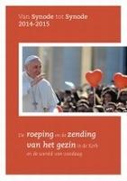 BROCHURE -  Van synode tot synode 2014-2015