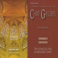 CD - Chant Gregorien - volume 5 - CD 9 & 10