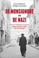 BOEK - De Monsignore en de Nazi