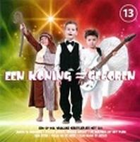 CD - Een Koning = geboren