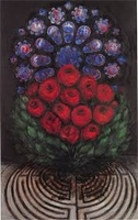 P SK Labyrinth und Rose  44/68