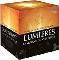 CD - Box - Lumières