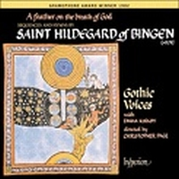 CD - Abbess Hildegard of Bingen
