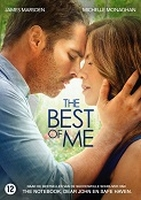 DVD - The Best of Me