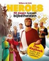BOEK - Heroes, 40 dagen tussen bijbelhelden