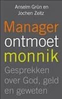 BOEK - Manager ontmoet monnik