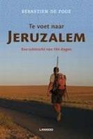 BOEK - Te voet naar Jeruzalem