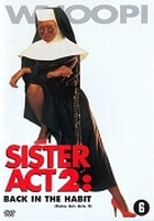 DVD - Sister Act 2 - back in the habit