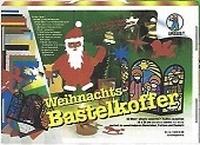 KNUTSELKOFFER - Weihnachts-Bastelkoffer