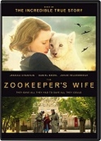 DVD - The Zookeeper's Wife