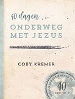 BOEK - 40 dagen onderweg met Jezus