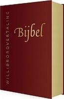 BOEK - Bijbel - Willibrordvertaling/rood leer