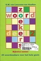 BOEK - Woordzoekers 2 - groen
