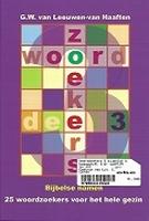 BOEK - Woordzoekers 3 - purper