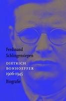 BOEK - Dietrich Bonhoeffer 1906-1645 - biografie