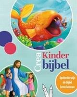 BOEK - Crea Kinderbijbel