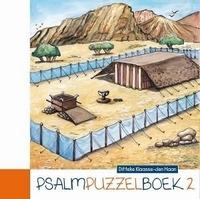 BOEK - Psalmpuzzelboek 2