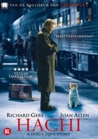 DVD - Hachi - A Dog's love's Story