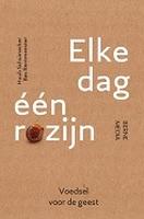 BOEK - Elke dag één rozijn-366 luchtige teksten met diepgang