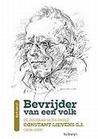 BOEK - Bevrijder van een volk - Constant Lievens S.J.