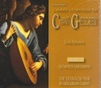 CD - Chant grégorien - Volume 13 - CD 25 & 26