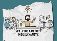 BOEKJE - Met Jezus aan tafel in de Eucharistie