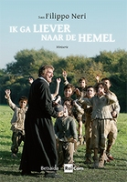 DVD - Ik ga liever naar de hemel - San Filippo Neri