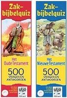 ZAKBIJBELQUIZ - set Oude en Nieuwe Testament samen