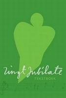 BOEK - Zingt Jubilate - tekstboek - groen