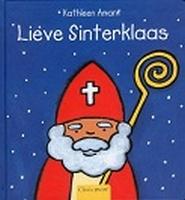 BOEK - Lieve Sinterklaas
