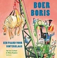 BOEK - Boer Boris - Een paard voor Sinterklaas
