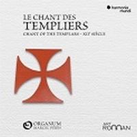 CD - Le Chant des Templiers - XIIième siècle