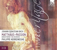 3CD - Bach - Matthäus-Passion