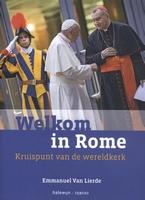 BOEK - Welkom in Rome - Kruispunt van de wereldkerk
