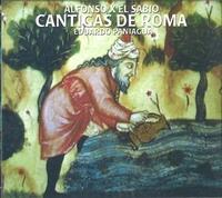 CD - Cantigas de Roma