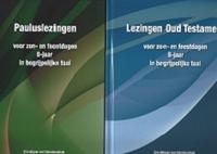PAKKET - Lezingen 'Oud Testament' + 'Pauluslezingen' - B-jaa
