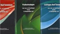 PAKKET - lezingen Oud Testament en Paulus B + O.T. A-jaar