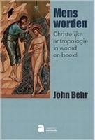 BOEK - Mens worden - christelijke antropologie in woord en b