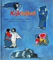 BOEK - Kijkbijbel - verhalen uit Oud- en Nieuw Testament