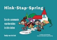 2 BOEKJES - HINK-STAP-SPRING